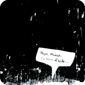 dessin illustration harcèlement scolaire livre