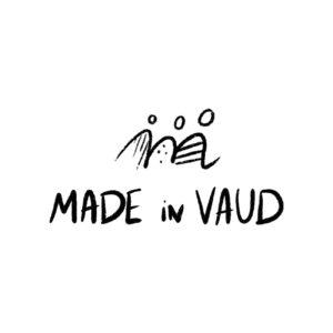 Made in Vaud logo illustration dessin