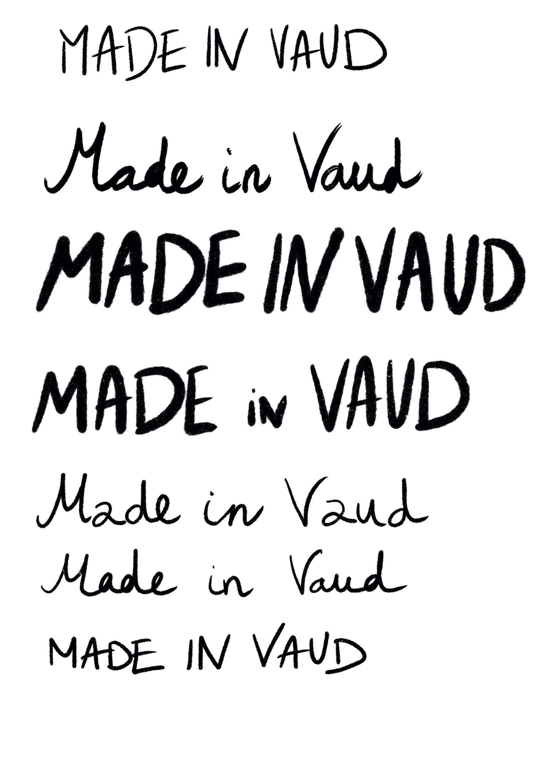 Made in Vaud recherche d'écriture