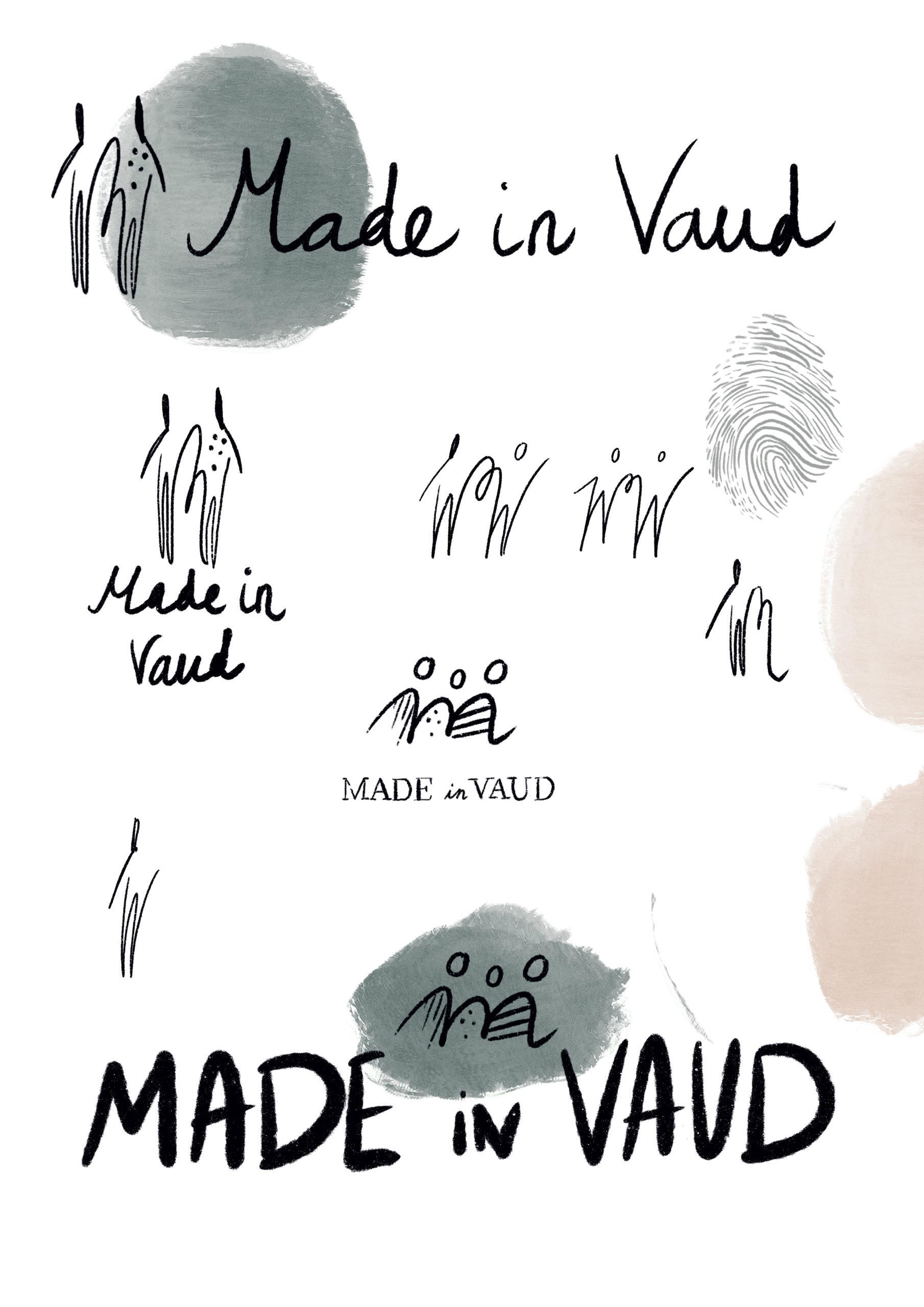 Made in Vaud Recherche de logo